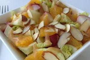 Date Vinaigrette Citrus Salad