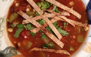 tortilla soup pic by .