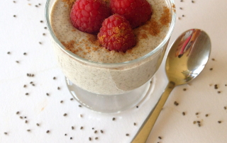 Creamy Chia Seed Pudding-1 by .