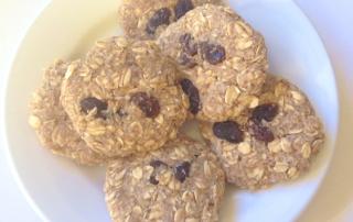 raw vegan oatmeal raisin by .