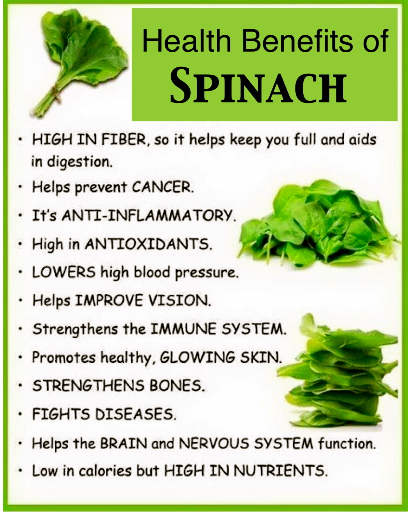 spinach by .