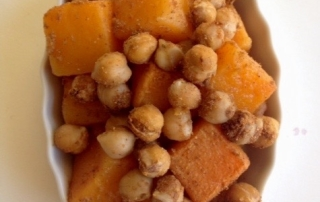 spicy Indian Butternut Squash by .