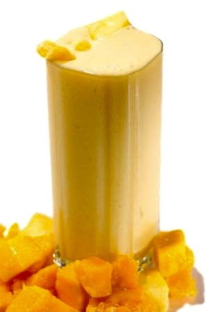 Mango Smoothie by James McQuillan.