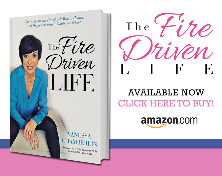 The Fire-Driven Life Book Graphic