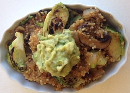 quinoa hoisin (1) by .